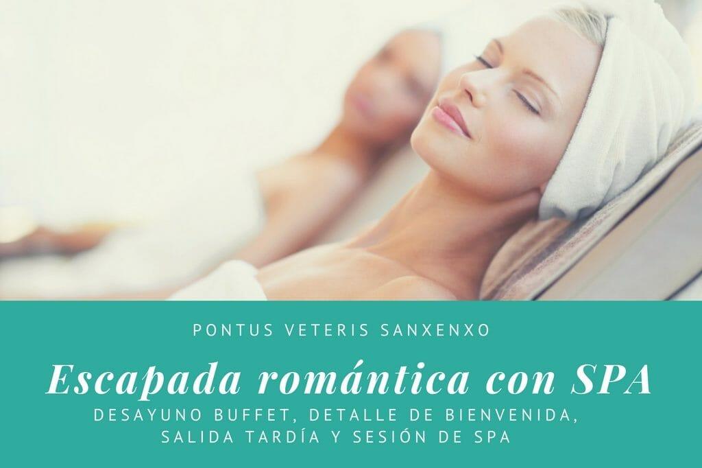 Escapada romántica con SPA